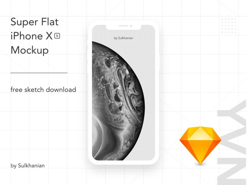 iPhone-XS-Super-Flat-Mockup-thumb