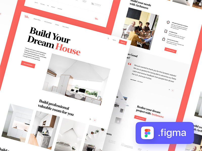 Architecture-Figma-Landing-Page-Thumb