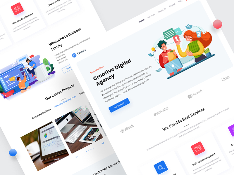 Creative-Agency-website-Landing-Page-Thumb